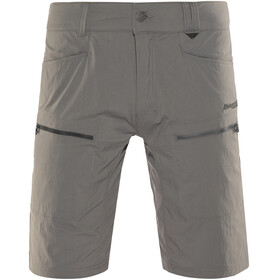 Bergans Utne Shorts Men Solid Dark Grey/Solid Charcoal